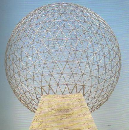 不锈钢网架钢结构_哈尔滨盛达建筑幕墙钢结构有限公司