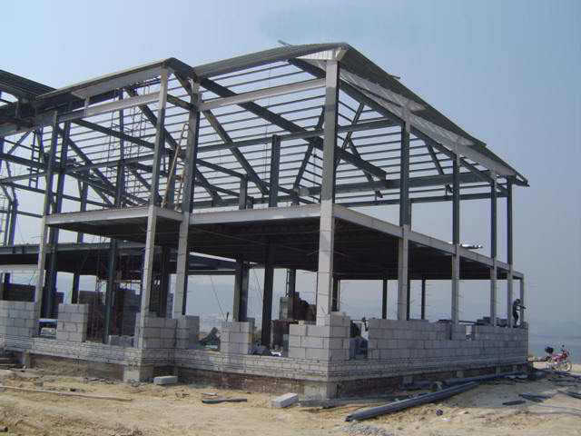 主页 精品工程 钢结构精品工程 大型商场钢结构      传统建筑体系