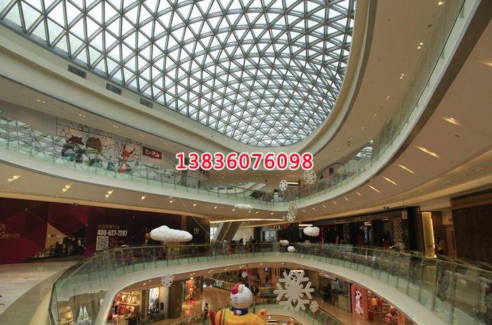 玻璃屋顶钢结构_哈尔滨盛达建筑幕墙钢结构有限公司